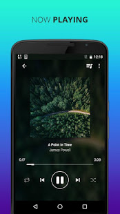 Wave Music Player + Visualizer