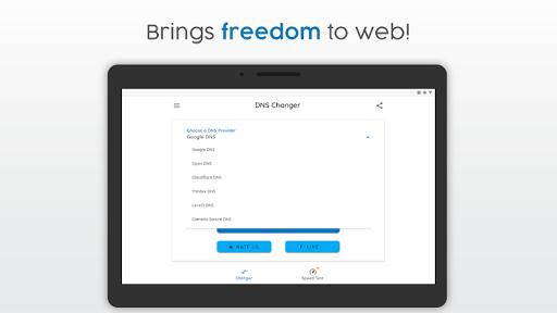 DNS Changer | Mobile Data & WiFi | IPv4 & IPv6 screenshot 14