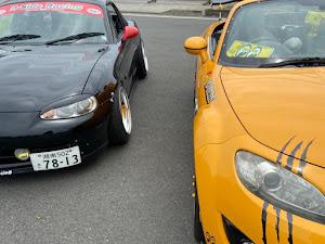 ロードスター NB6C のカスタム事例画像 J☆J(lucky.strike)さんの2021年06月21日09:00の投稿