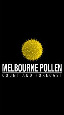 Melbourne Pollen Count - screenshot