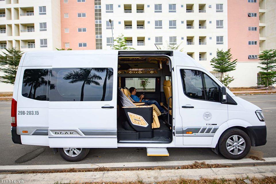 Xe Limousine chất lượng cao La Ha từ Sài Gòn đi La Gi