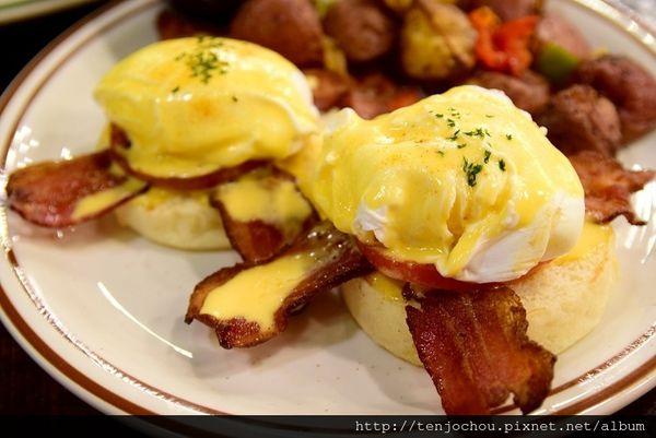 theDiner樂子餐廳 老字號美式早午餐名店!生意怎麼可以這麼好啊!