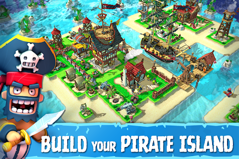 Plunder Pirates screenshot 00