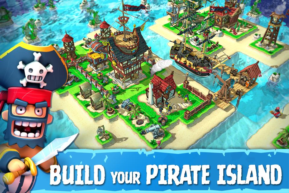 Game Plunder Pirates 2.7.1 Apk +Obb Data | Full Android
