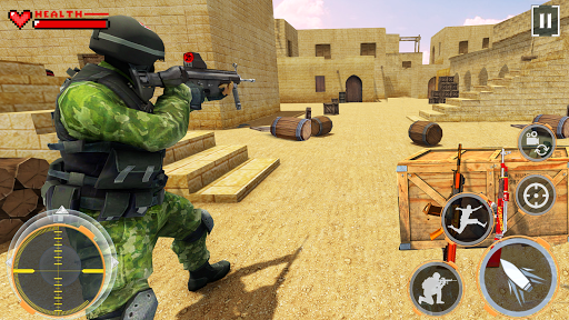 Impossible Commando Shooter Fps Fury screenshots 4