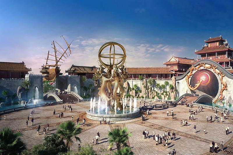 Sun World Hạ Long Park - Công viên tiêu biểu của thời đại mới