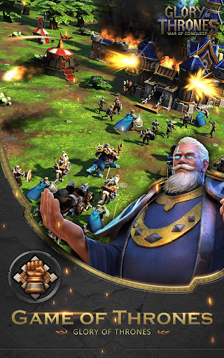 Glory of Thrones: War of Conquest 1.0.4 screenshots 10