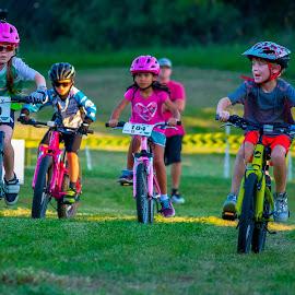 Kids Cyclocross by Bert Templeton - Babies & Children Children Candids ( dallas, racing, usa cycling, cycling, texas, arlington, youths, youth, bike, juniors, children, road, grass, cyclocross, helmet, las colinas, carrolton, park, kids, helmets, sunglasses, race, frisco, campion, dirt, campion park, junior, tour de france, racer, plano, mud, irving,  )