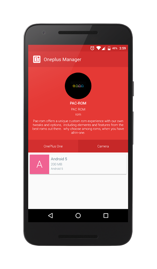 Oneplus Manager- screenshot
