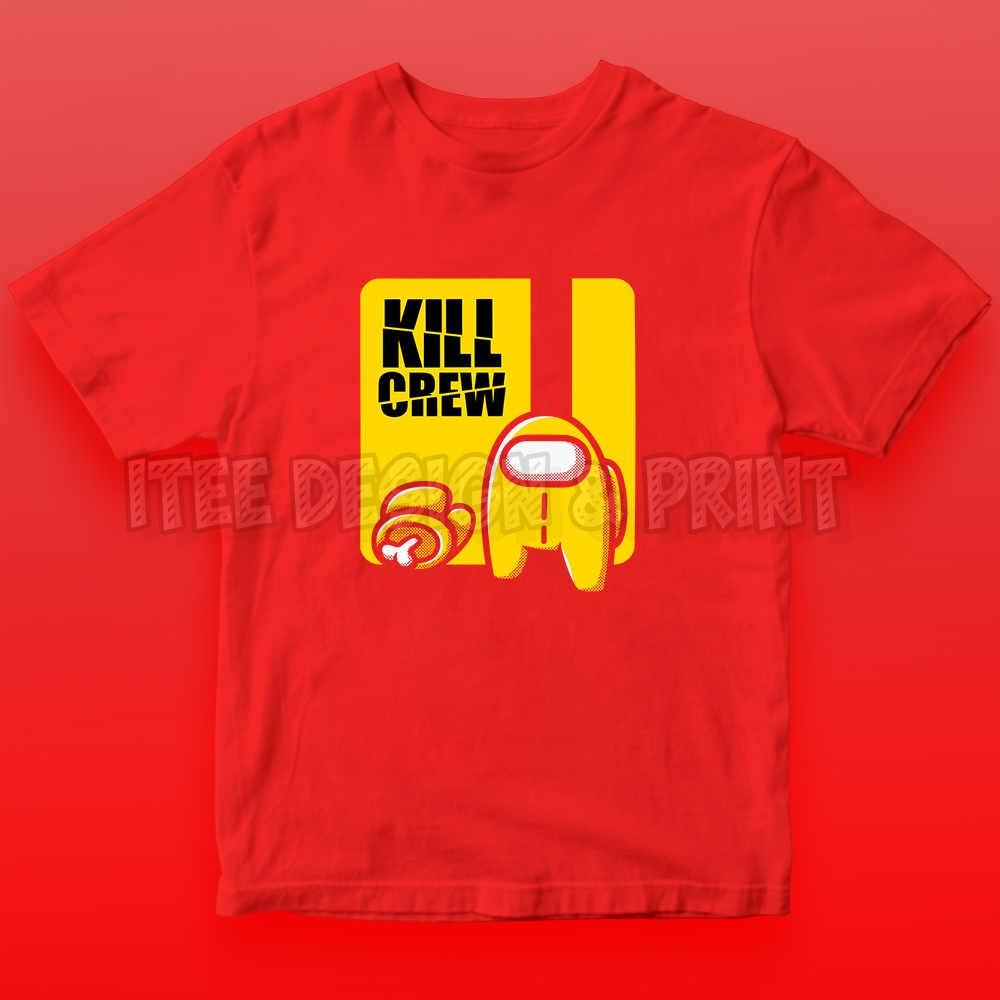Kill Crew Among Us 8