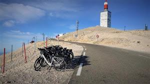 location de vélo à l'Esclériade chambre d'hôtes à Entrechaux
