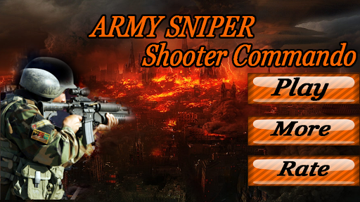 Army Sniper Mission Possible
