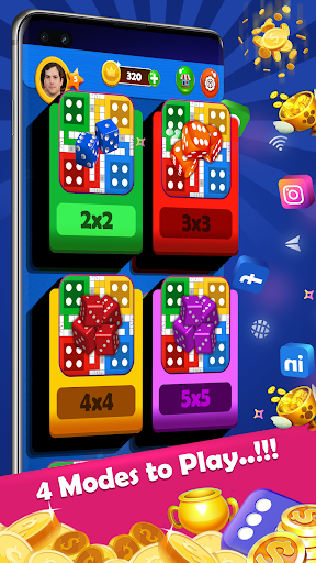 Super Ludo Multiplayer Fantasy apkmr screenshots 12