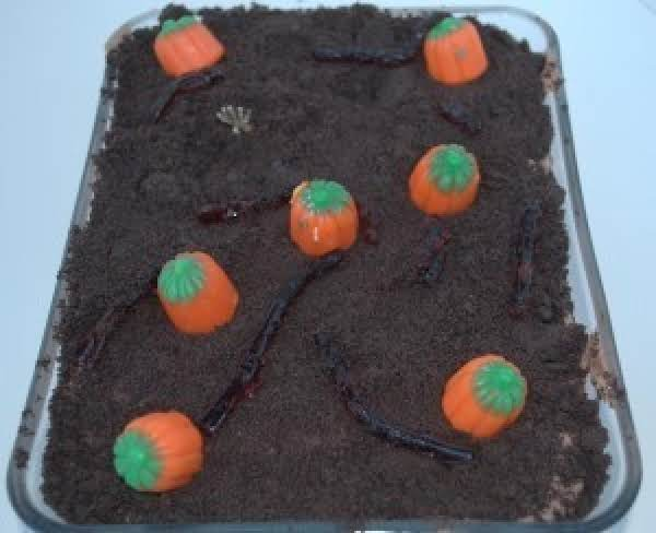 Halloween Chocolate Pudding Recipe