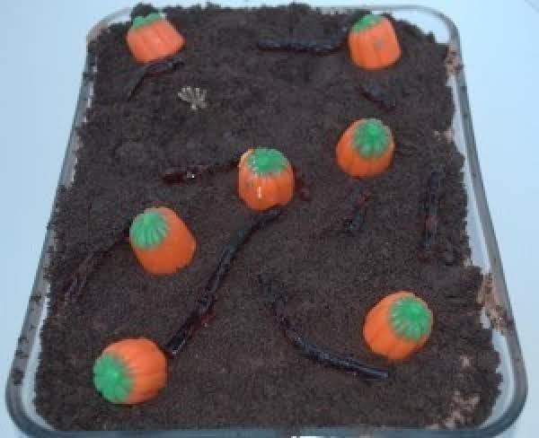 Scary Fun Dessert Idea For Halloween!
