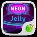Download Neon Jelly GO Keyboard Theme APK