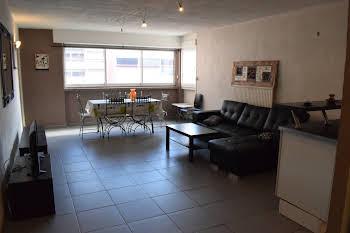 Appartement 2 pièces 58,18 m2