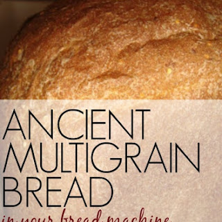 Ancient Multigrain Bread