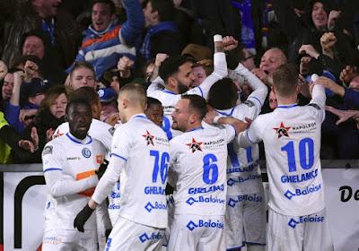 La Gantoise disputera les playoffs 1, Lokeren s'offre une victoire avant la relégation, Harbaoui arrache le nul contre Genk