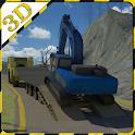 Excavator Transporter Rescue