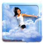 Clouds Pic Frames Free