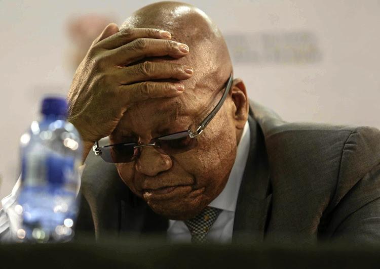 President Jacob Zuma. File photo.