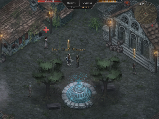 Vampire's Fall: Origins image | 18