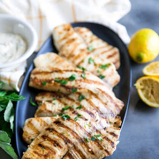 Grilled Tilapia Recipe