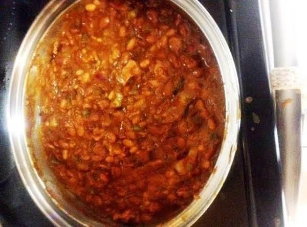Spank Yo' Momma Pork And Beans Recipe