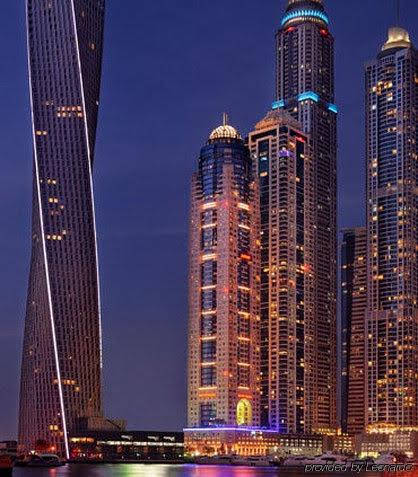 Dubai Marriott Harbour Hotel And Suites