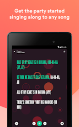 Musixmatch - Lyrics for your music APK screenshot thumbnail 19