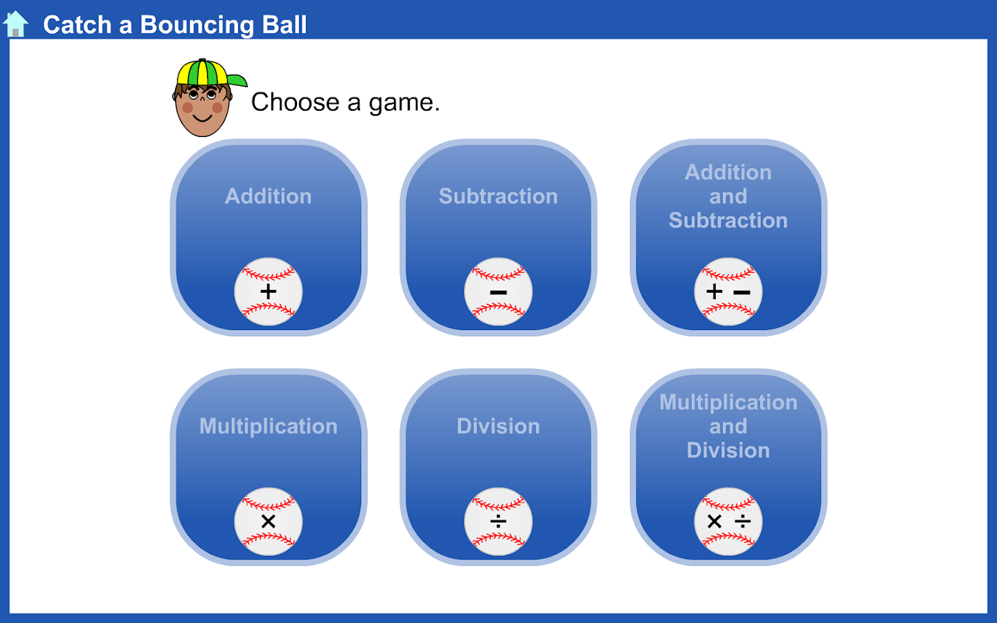 Catch Ball Ops by mathies- screenshot
