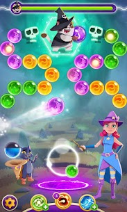 Bubble Witch 3 Saga Mod Apk 6.8.4 (Unlimited Lives) 6