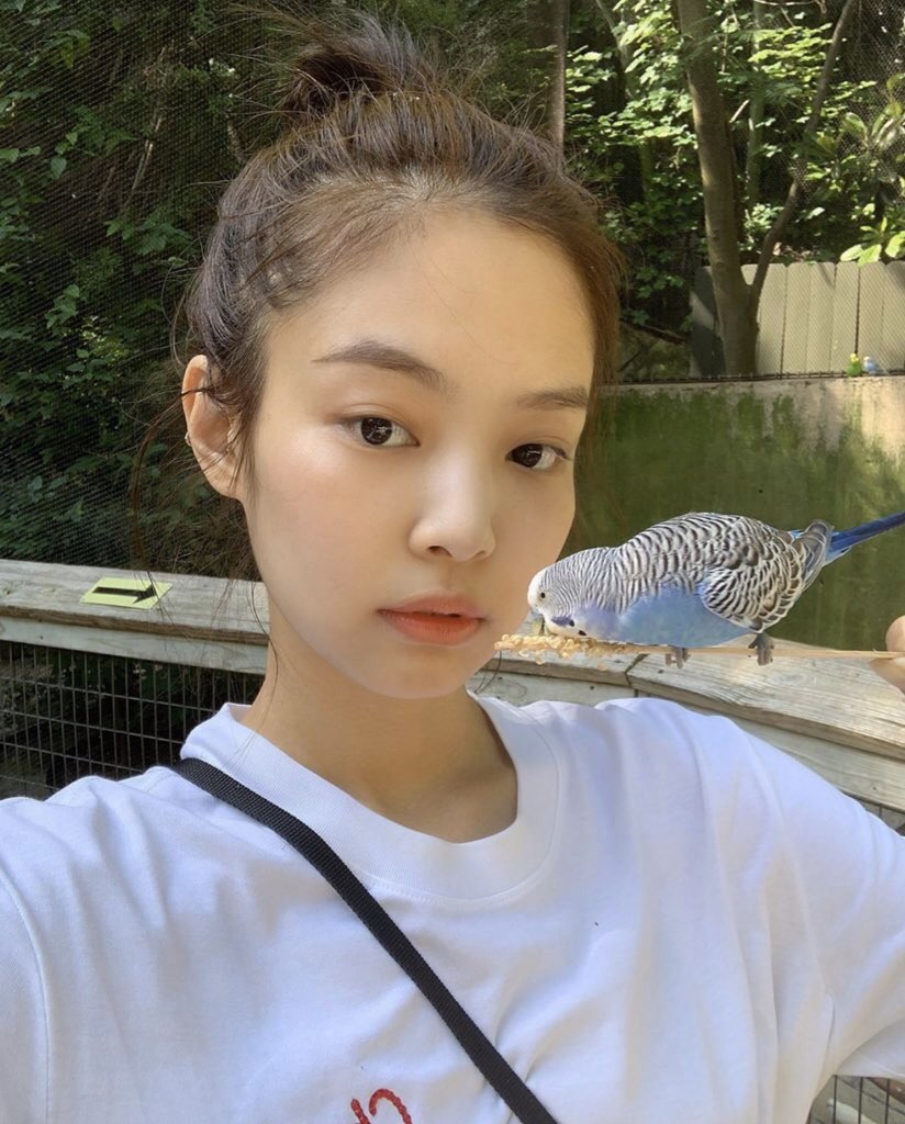 jennie bare face