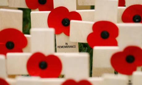 Welshpool Remembrance week begins