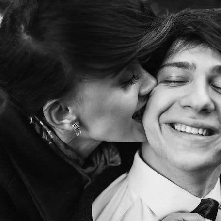 Wedding photographer Vitaliy Shmuray (shmurai). Photo of 23.01.2018