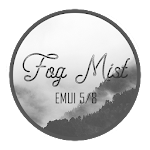 Fog EMUI 5/8 Theme Icon
