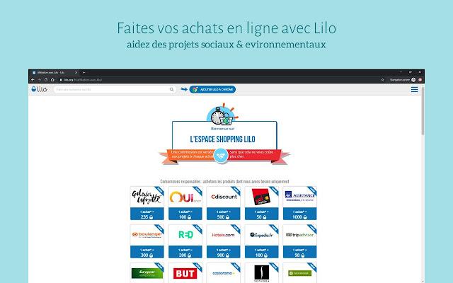 Lilo - Solidarity purchasing