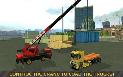 Truck & Crane SIM: Cargo Ship 1.4 de.gamequotes.net 3