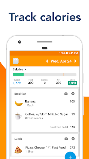 Calorie Counter by Lose It! for Diet & Weight Loss 11.6.900 screenshots 1