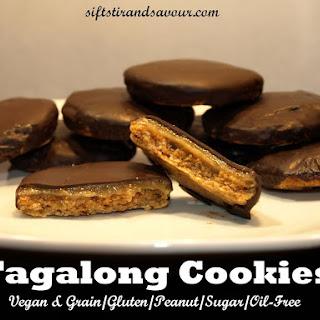 Peanut-Free Tagalong Cookies