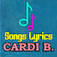 Cardi B Musics Player: Song & Lyrics Download for PC Windows 10/8/7