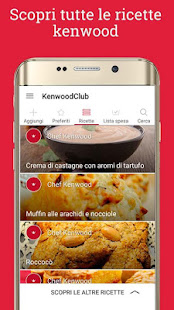 Ricette Kenwood Club - Apps on Google Play