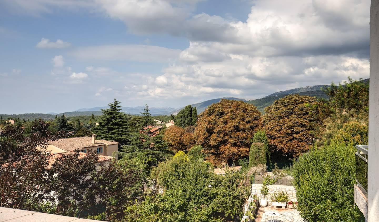 Propriété avec jardin Saint-Vallier-de-Thiey