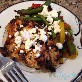 Lemon Dijon Pork Chop Marinade.