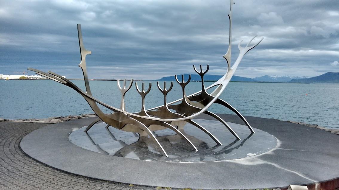 Reykjavik no Verão
