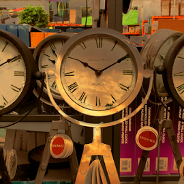 Clocks by Teo Nino Antunović - Digital Art Things ( clocks, digital photography, art, clock, digital art )