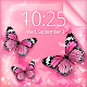 Pink Butterfly Live Wallpaper Download for PC Windows 10/8/7