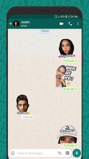 Wemoji - WhatsApp Sticker Maker 1.2.3 screenshots 1