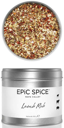Lamb Rub – Epic Spice
